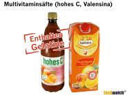 Gelatine: Foodwatch kritisiert Einsatz tierischer Produkte bei Saftproduktion