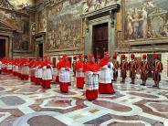 Papst-Wahl: Kandidatenkarussel: Kardinäle bereiten das Konklave vor