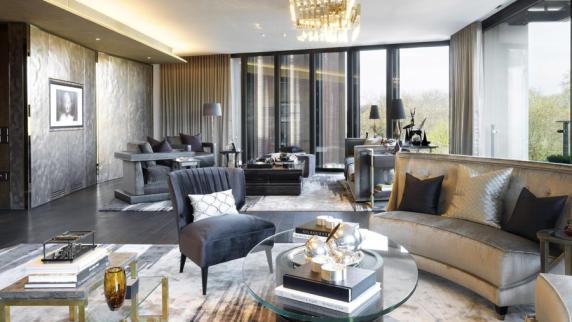verrücktes london: 155 millionen euro für eine wohnung - promis, Innenarchitektur ideen