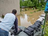 Franken: Ein Jahr nach Sturzflut in Franken: Bei Gewitter ist die Angst zurück