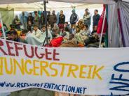 Nach Demonstration: Bayern will die Lage der Asylbewerber verbessern
