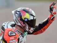 Motorrad-WM: Stefan Bradl stürzt im Qualifying - aber er hat Glück