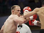 Boxen: Warmmachen für die WM: Europameister Brähmer boxt daheim