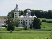 Rätselhafte Orte: Die Wallfahrtskirche, die um einen holen Birnbaum herum gebaut wurde