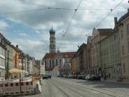 Augsburg: Friedensfest: Im Umland öffnen Laden-Türen extra weit