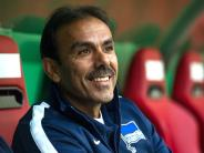 Hertha BSC: Mut als Hertha-Strategie: Luhukay will Ronnys Zauberfuß zurück
