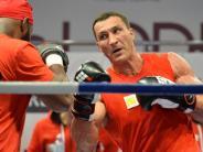 Boxen: Klitschko gegen Powetkin: Auch Wladimir Putin sitzt am Ring