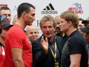 Boxen heute Abend: Klitschko gegen Powetkin: Boxer kassieren 17 Millionen Euro