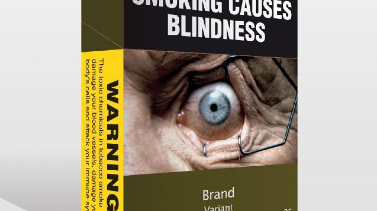 Der Kabinett der Schule der Gesundheit die Behandlung der Tabakabhängigkeit