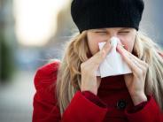 """Tief """"Axel"""": Droht jetzt wegen der Kälte schneller eine Grippe ?"""