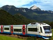 Bahn-Streik: Nach Streik bei BOB und Meridian gibt es weitere Verzögerungen