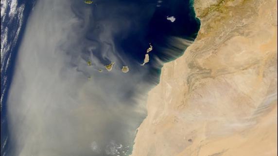 Saharastaub: Kommt nächste Woche der Blutregen ...