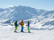 : Skigebiet Warth-Schröcken hat ideale Bedingungen
