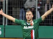 FC Augsburg: Klavan und Milik verletzen sich im Training