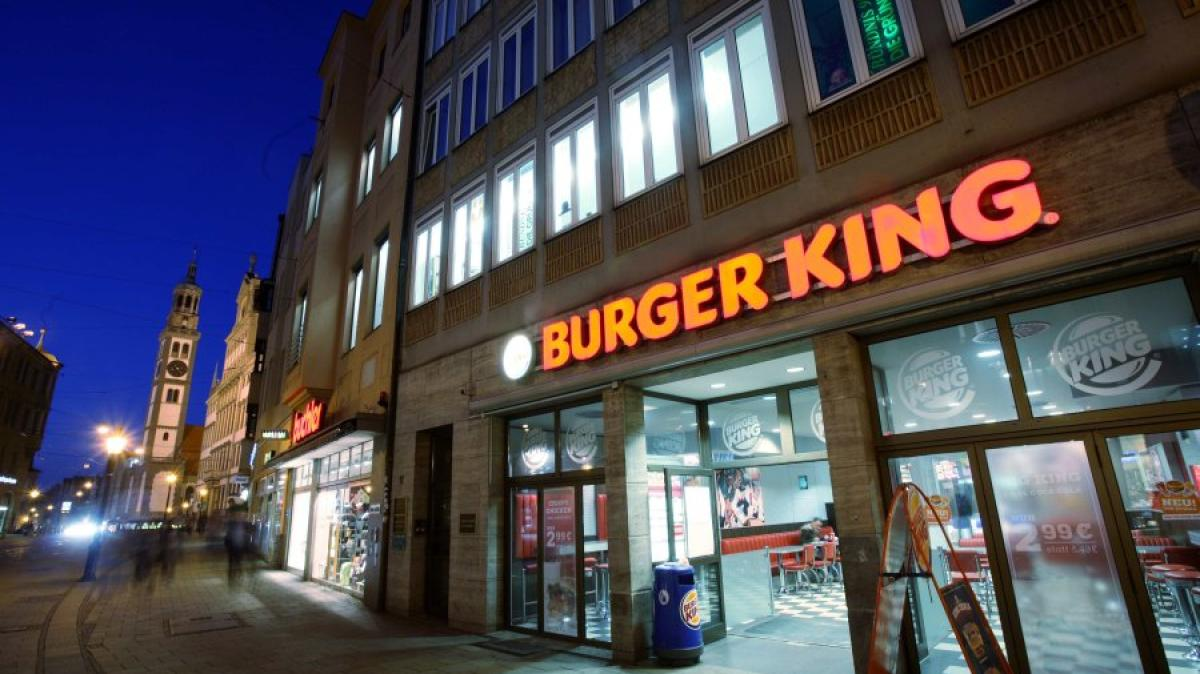 raum augsburg burger king filialen in der region. Black Bedroom Furniture Sets. Home Design Ideas