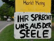 Aichach-Friedberg: Freinacht: Ein Scherz und seine Antwort