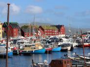 : Ein paar Kleckser Land im Nordatlantik