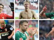 FC Augsburg: Stimmen Sie ab: Wer war der Spieler der Saison?