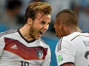 : Götze und der goldene Schuss: Das Länderspieljahr 2014