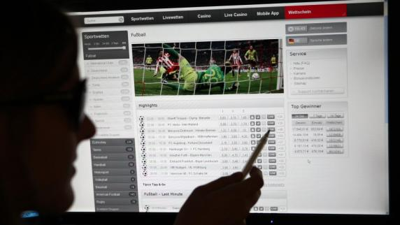 spielsucht sportwetten internet