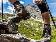 Wandern: Grenzenlos wandern: 1,6 Millionen Euro für deutsch-österreichische Wege