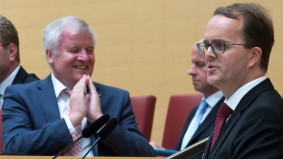Fall Haderthauer: Im Landtag fliegen die Fetzen