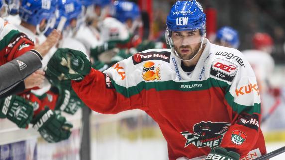 Augsburger Panther: Drittes Spiel, dritter Sieg