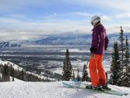 : Nichts für Weicheier – Skifahren bei den Cowboys