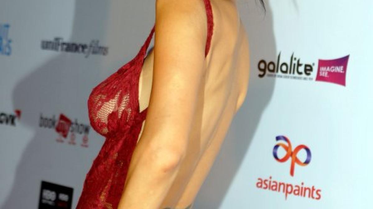 Bai Ling Nacktbild
