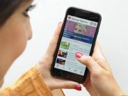 Neue App: Blitzschnell auf Ihr Smartphone