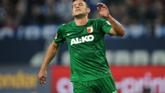 FC Augsburg: Wieder knapp, wieder keine Punkte