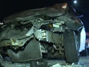 A99 bei München: Geisterfahrer auf A99 lässt sich nicht stoppen - trotz Unfall