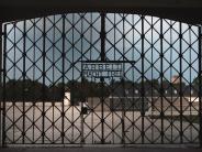 Dachau: Gestohlenes Tor kehrt in KZ-Gedenkstätte zurück