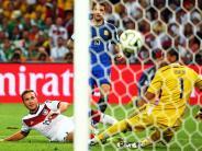 Bildergalerie: Götze, Selfies und die Eis-Eis-Tonne: Deutschlands WM-Triumph