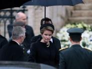 Staatsbegräbnis: Belgien nimmt Abschied von Königin Fabiola