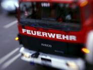 Augsburg: Feuerwehr rückt zu Seniorenresidenz in Kriegshaber aus