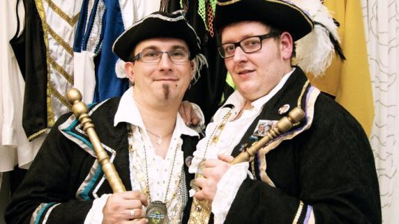 Prinz und Prinz: Der Carneval Club Illertal hat erstmals ein schwules Paar - Augsburger Allgemeine