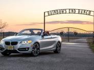 Test BMW 2er Cabrio: Flotter Zweier