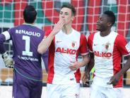 FC Augsburg: Der FCA besiegt Wolfsburg