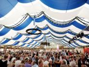 Oktoberfest 2017: Blitz schlägt in Wiesn-Zelt ein