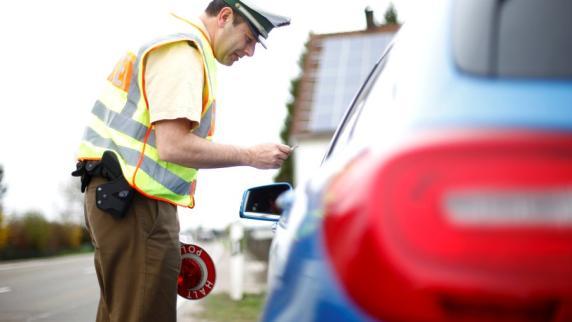 Blitzer-Woche 2016: Autofahrer aufgepasst: Ab Montag wird wieder verstärkt kontrolliert