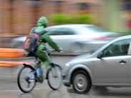 Verkehr: Fahrradfahrer sollten die Finger vom Alkohol lassen