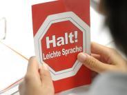 Leichte Sprache: Die Nachrichten in Leichter Sprache machen Sommer-Pause