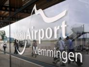 Memmingen: Allgäu Airport verzeichnet 2015 das zweitbeste Ergebnis der Geschichte