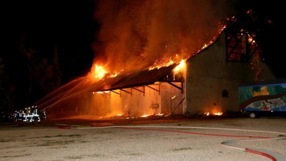 Günzburg: BKH-Patient legt zwei Brände in einer Nacht