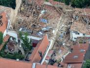 Unwetter: Framersheim in Trümmern - Sturm verwüstet kleinen Ort
