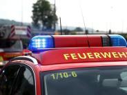 Unterfranken: Großbrand in Sägewerk: Polizei geht von Brandstiftung aus