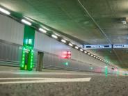 München: So viele Autofahrer wurden im Kiesselbach-Tunnel geblitzt