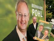 Bernhard Pohl: Der rasende Abgeordnete