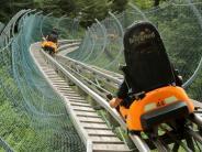 Immenstadt: Bub schleudert aus Sommerrodelbahn - Betreiber ist nicht schuld